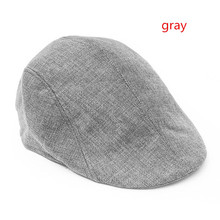 2015 new Summer beret men design linen  hat women autumn and winter berets comfortable boinas breathable mesh cap sunbonnet toca