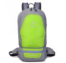 40PCS/lot Super Light Nylon Foldable Outdoors/Cycling Backpack