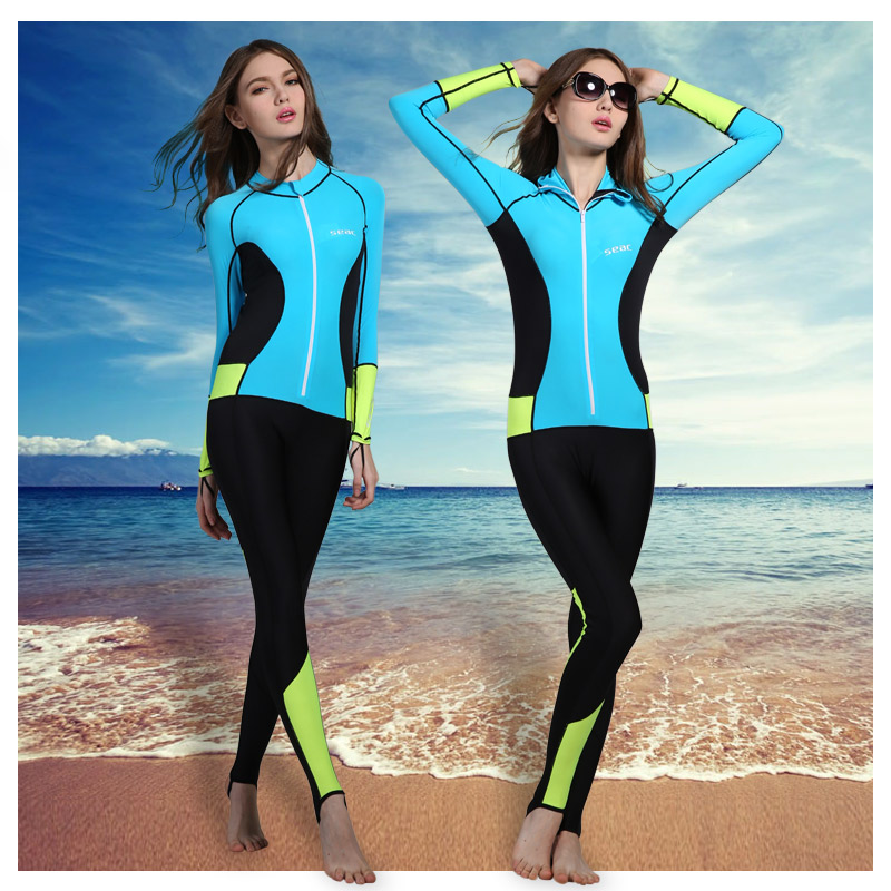 Lycra Wetsuit Stinger Wet Suits Diving Skin Men Or Women One-piece long Sleeve Jump Suit Swimsuit Swimwear Beach Clothes(China (Mainland))