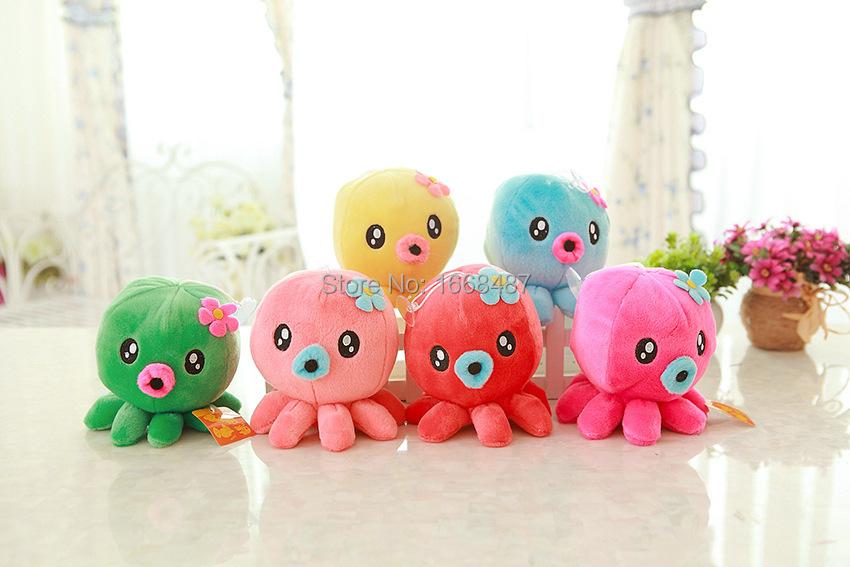 15cm cute cartoon octopus plush toys stuffed animal doll for girl boys kid kawaii toys<br><br>Aliexpress