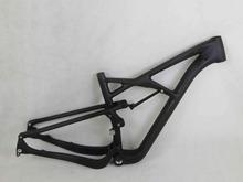 29er Mountain Bicycle Full Suspension Carbon Frame Suit MTB 29er Wheel Frameset 15'',17'',19'' size(China (Mainland))