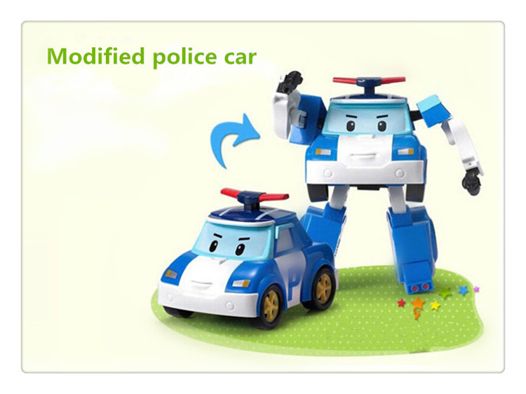 kids toys robot festival gifts deformation helicopter fire truck police boys and girls toy(China (Mainland))