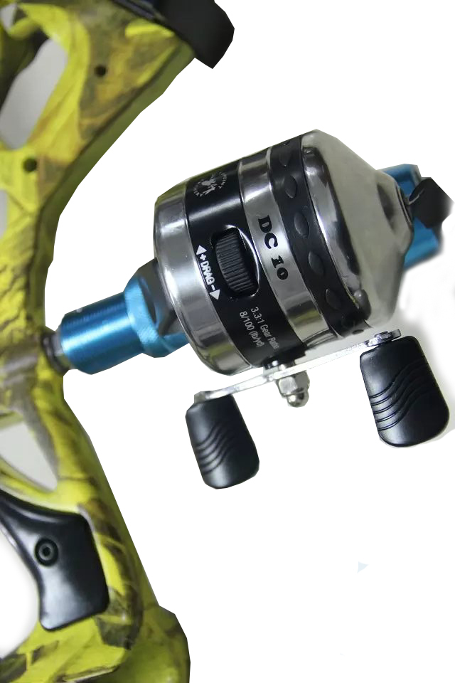 Buy bow fishing spincast reel for for Bow fishing reel