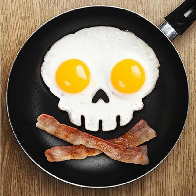Creative Egg Molds (Egg Rings)