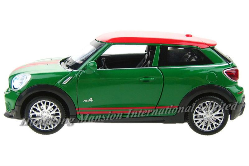132 Car Model For MINI Paceman (4)