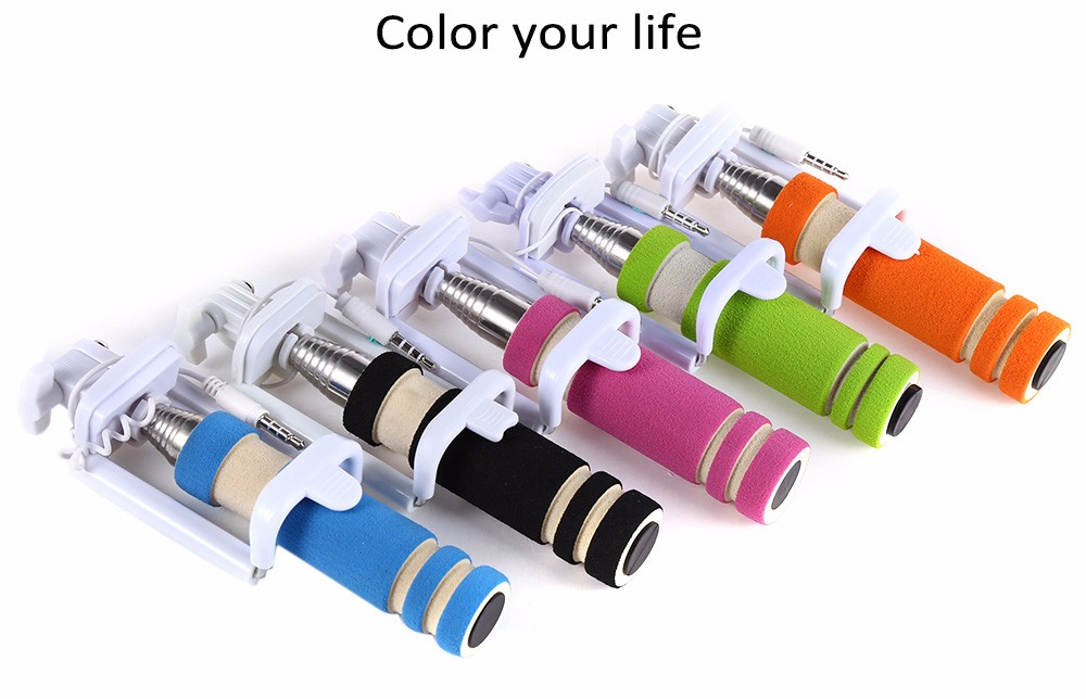 image for Monopod Foldable The Selfie Stick Monopod Selfie Stick Self Stick Came