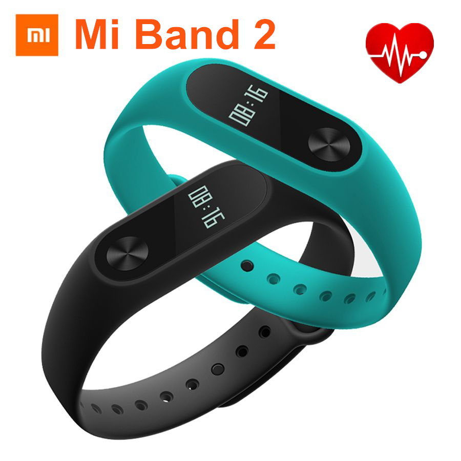 xiaomi mi band 2 smart wristband work