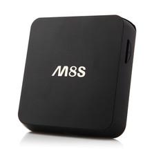 Original M8S Android TV Box Amlogic S812 Quad Core GPU Mali450 2G/8G Kodi/XBMC Media Player 2.4G/5G WiFi With Air Mouse Keyboard
