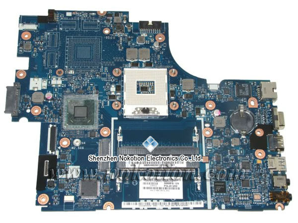 Фотография P5LJ0 LA-7221P For Acer Aspire 5830 Laptop Motherboard MBRHM02001 Tarjeta Madre With intel Graphics DDR3