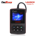 Orignal LAUNCH Scanner X431 Creader V OBD2 16pin Color Screen Multi Functions Fault Code Diagnostic Scanner