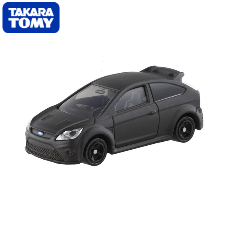 Tomica Tomy 100% Original NO.50-10 FORD Focus RS500 1/62 Car Model Matchbox (Silver Mica Metalic) Children Toy(China (Mainland))