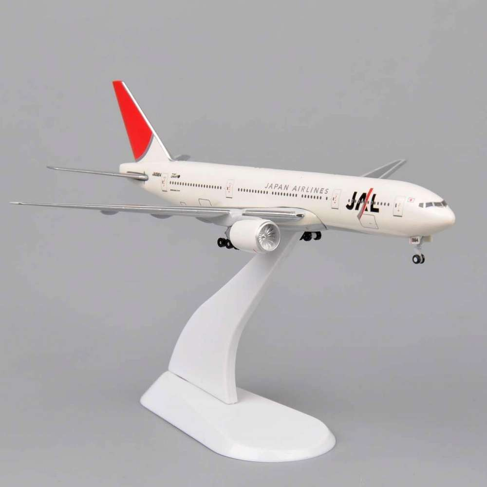 Scale 1:400 Japan Airlines JA8984 Diecast Airplane Model Toy Vehicle White Small Airliner Aair Plane Aircraft Hot Sale(China (Mainland))