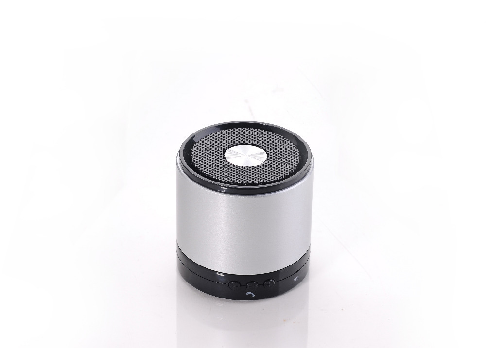 My Vision Portable Bluetooth Speaker Small Round Mini Speakers 788s 2016 Best Electronic Promotion Gifts For Your Phone Laptop(China (Mainland))