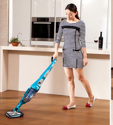 Free shipping XCL05B05D handheld ultra-quiet powerful vacuum cleaner(China (Mainland))