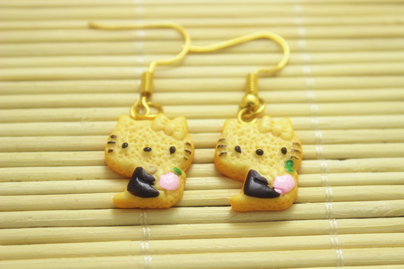 Food Jewelry Wholesale Earrings Food Jewelry