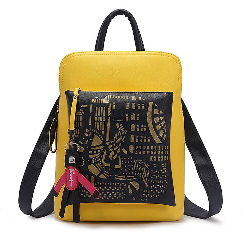 Mochilas Femininas Softback Tcs Soft Handle Mochilas Mochila Rushed Bags of 2015 New Fashion Backpack of The Shoulder Bag Ladies<br><br>Aliexpress