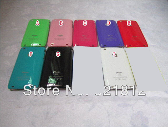 200pcs/lot shining Hard Plastic Case for iPhone 3G 3GS Bling glossy Gilded hard cases skin Free shipping by DHL EMS(China (Mainland))