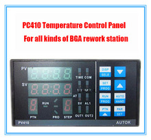 PC410 Temperature Control Panel for all kinds of BGA repair machine without RS232 Communication Module Free Shipping(China (Mainland))