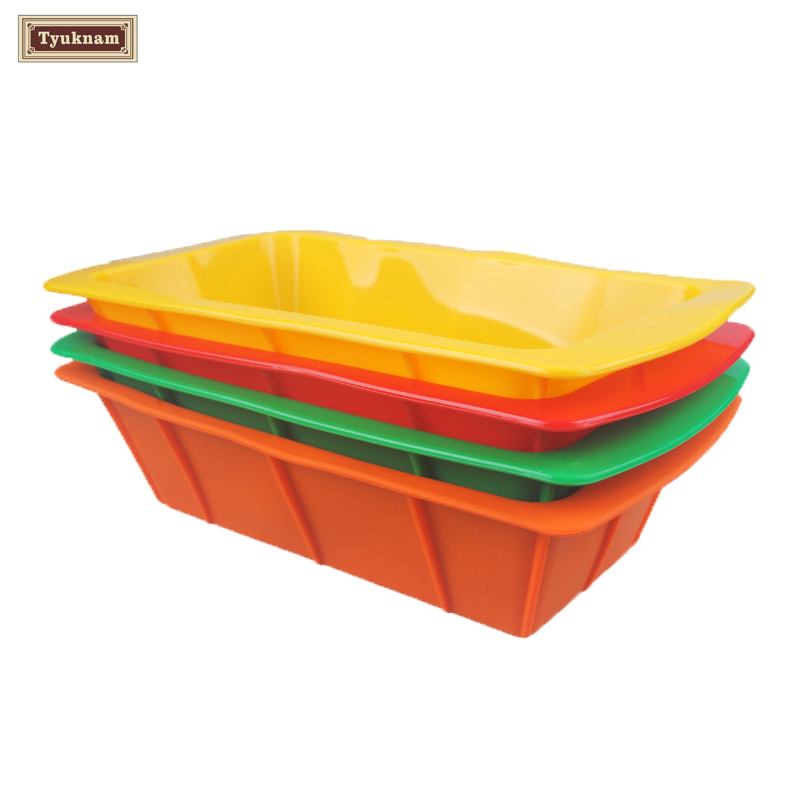 Silicone bread loaf mold cake non stick bakeware baking pan oven mould - Online Buy Wholesale Brick Oven From China Brick Oven