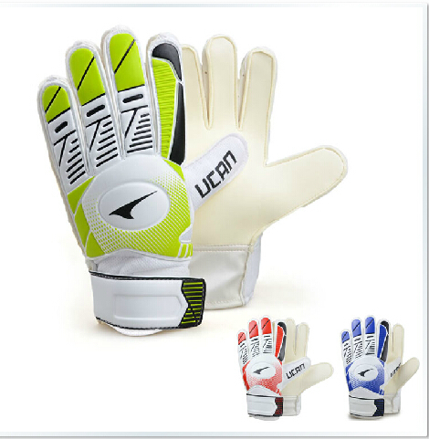 2015 Top Brand professional football gloves Breathable slip-resistant Football goalkeeper gloves Goalkeeper gloves(China (Mainland))