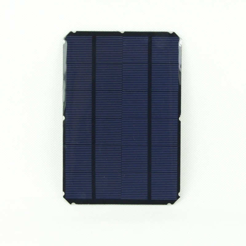 New Mini 6V1.8W 300ma Solar Power Panel Solar System DIY For Battery Cell Phone Chargers Portable Solar Panel