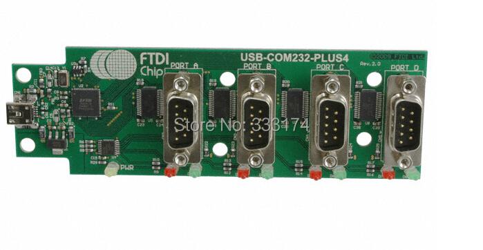 FTDI  Computers, Office - Components, Accessories &gt; AdaptersMOD USB-COM232-PLUS4 <br><br>Aliexpress