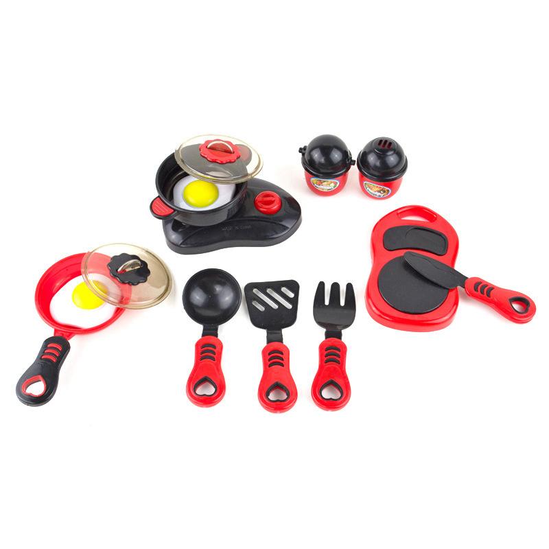 del cabrito del nio de plstico kitchen ware cocina juegos de imaginacin cocina juguetes cocinar cocina estufa casa de juego d