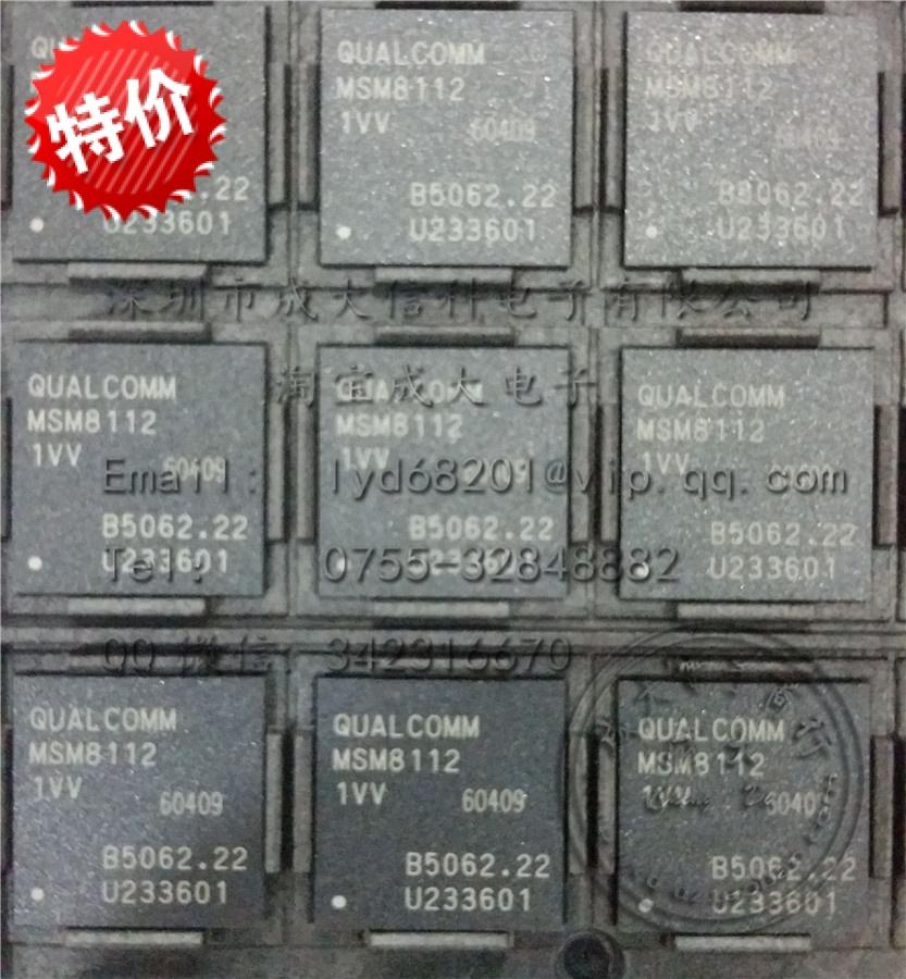 1.2GHz 44 MSM8112 1VV Qualcomm core 200 processor CPU(China (Mainland))