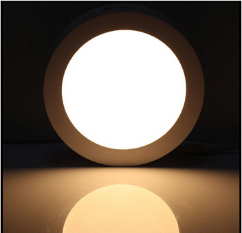 Ultra thin led down light lamp 3w 4w 6w 9w 12w 15w 18w led ceiling recessed Square downlight round panel light(China (Mainland))