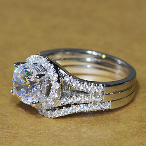 2 Carat Diamond Wedding Ring Carat Diamond Wedding Ring Sets Carat