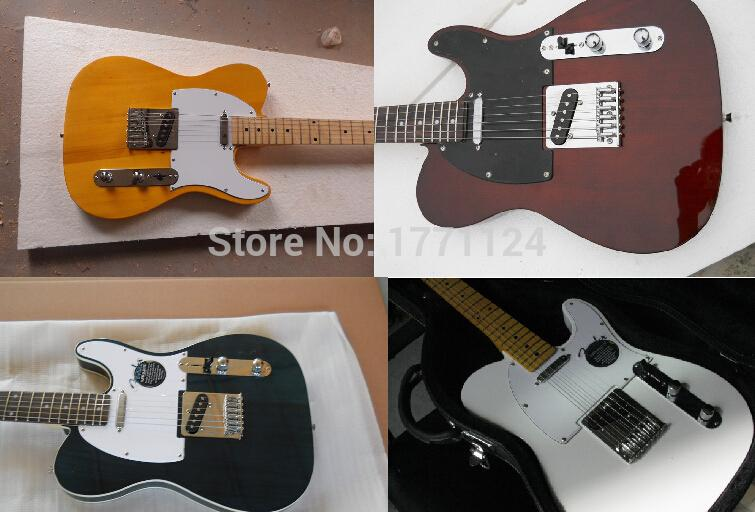 2020 Free shipping ! HOT new F TELE solid body Telecaster Electric Guitar in stock(China (Mainland))