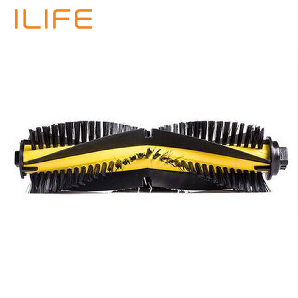 Original Brand Double V Rolling Brush for ILIFE V7S Robotic Vacuum Cleaner Spare Part Vacuum Cleaner Accessories Rolling Bristle(China (Mainland))