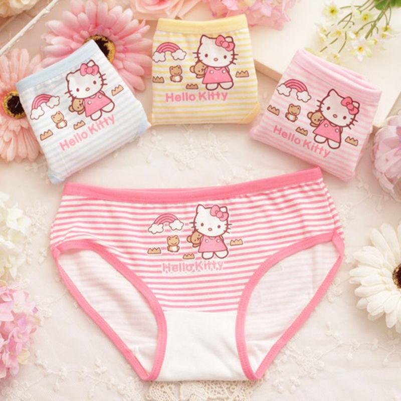 1 pcs 2016 nova moda crianças calcinhas meninas cueca crianças roupa calcinhas das meninas roupa interior menina miúdos RF2514(China (Mainland))