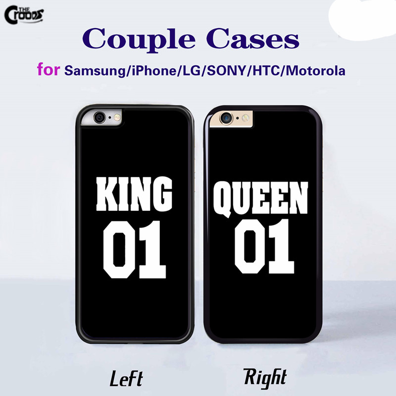 Samsung Galaxy S3 Cases For Couples King Queen 01 Brand Co...