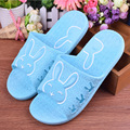 Cartoon Household indoor slippers bathroom shower antiskid slippers for men and women