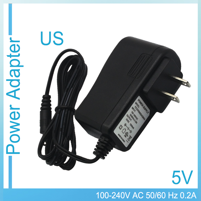 H Power Adapter for IP camera supply Plug Socket Power Charger 5V 1.5 Meter US Power Supply For HY/ Wansview IP Camera(China (Mainland))