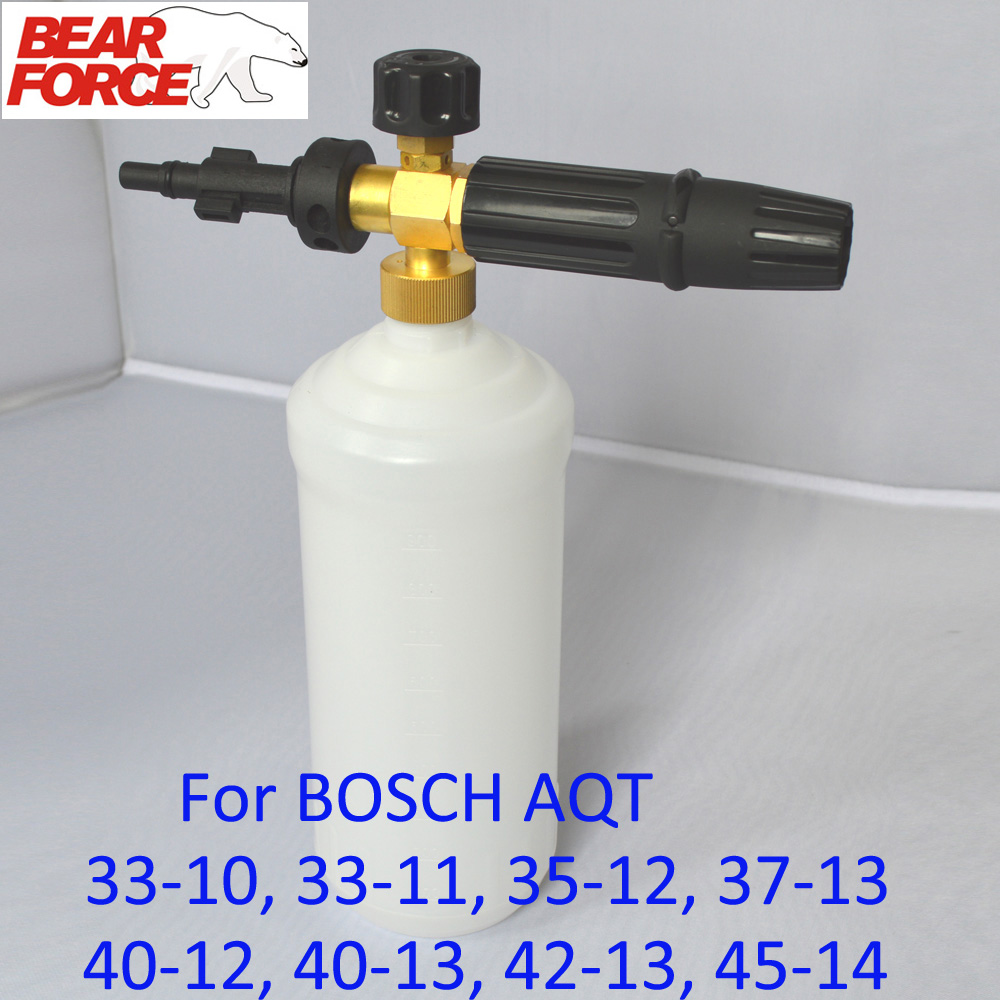High Pressure Foamer : Foam generator nozzle high pressure soap foamer for