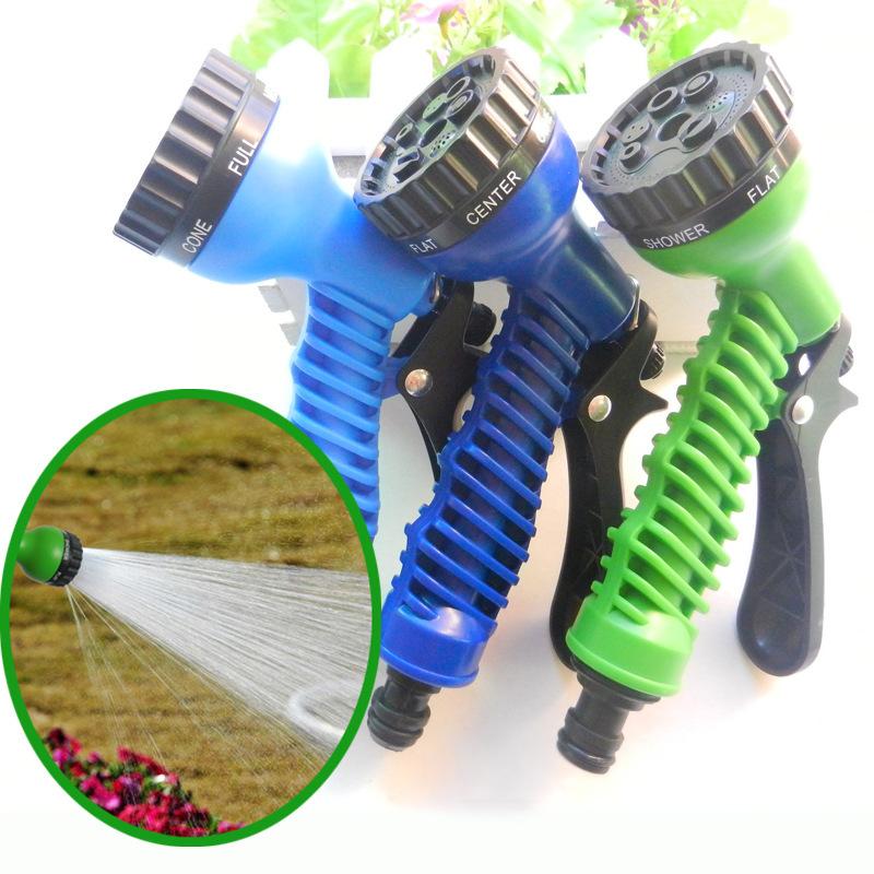 Garden Water Gun Sprinkler head Yard Watering Car Wash-in Garden