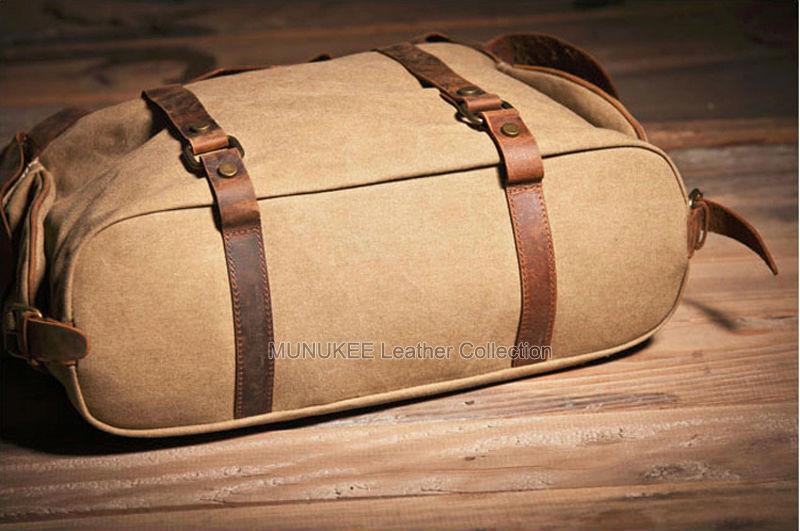 Унисекс сумки из кожи