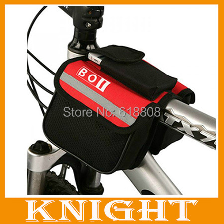 2015 Waterproof Roswheel Bicycle Front Tube Bag Road Mountain Bike Bags Accessories Bicycle Bikes carrier Bag Cycling Basket(China (Mainland))