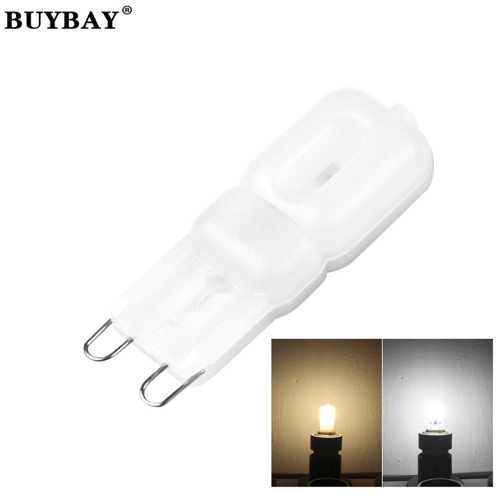 Mini G9 LED Lamp 5W 220V 240V SMD 2835 LED Bulb Crystal Chandelier Lights Replace Halogen Lamps warm white/cold white(China (Mainland))