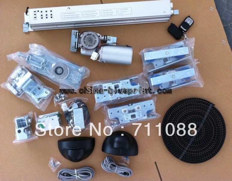 Free shipping round motor with 24GHZ Automatic sliding door operator LT-LS001R,automatic sensor door,sliding glass door opener