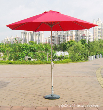 Low sales of high-end outdoor leisure garden umbrella umbrella in the column umbrella exhibition please consult order MS(China (Mainland))