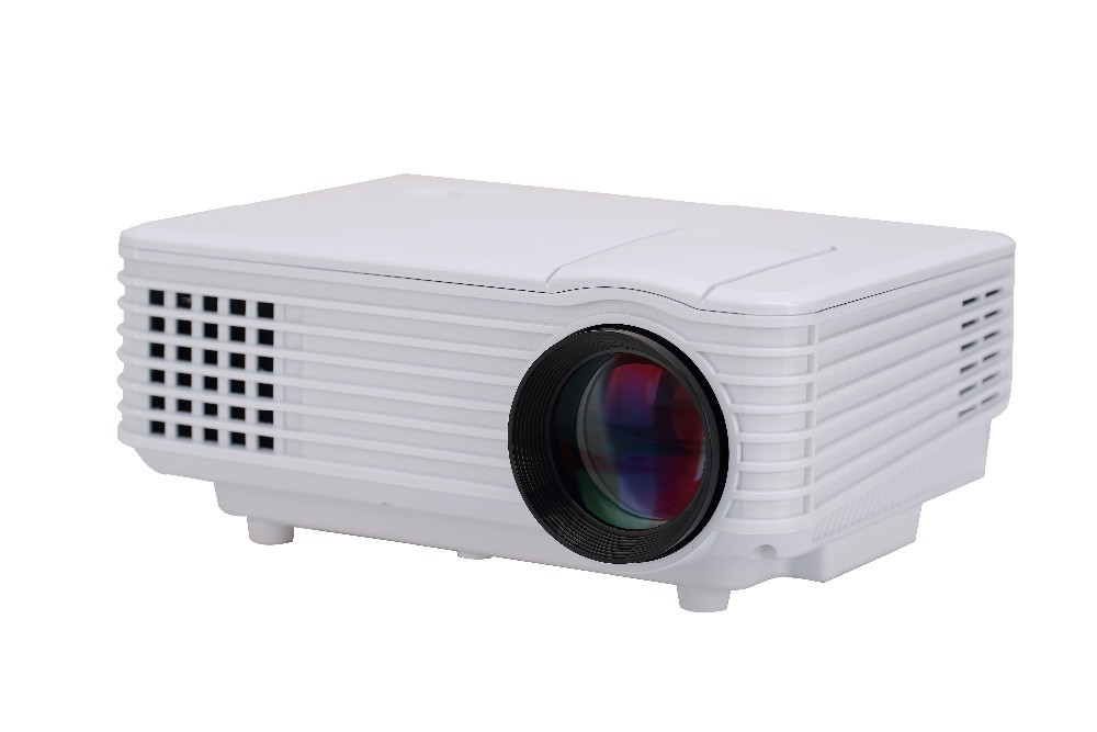Buy best native 800 480 lx 800 lcd mini projector hd for Best small hd projector