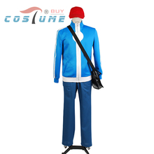 Buy Pokemon Go X Y Calem Uniform Jacket Hoodie Pants Outfit Cartoon Anime Halloween Cosplay Costume Men Women Custom Made for $75.00 in AliExpress store