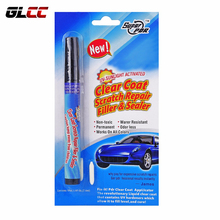 5Pcs Dropshpping Fix it PRO Painting Pen Car Scratch Repair for Simoniz Clear Pens Packing car styling car care Free Shipping(China (Mainland))