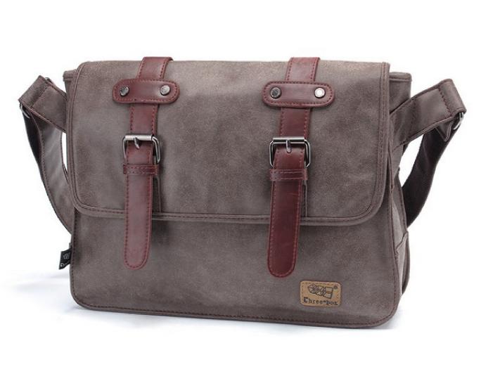 Messenger bag Fashion Casual Shoulder bag Frosted bag Mens Travel bag Schoolbag<br><br>Aliexpress
