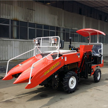 Corn Harvester Universities Corn Harvesting Machinery Self-Propelled Grain Harvesting Machine(China (Mainland))