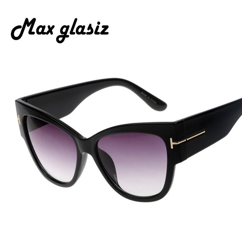 Женские солнцезащитные очки Cateyes