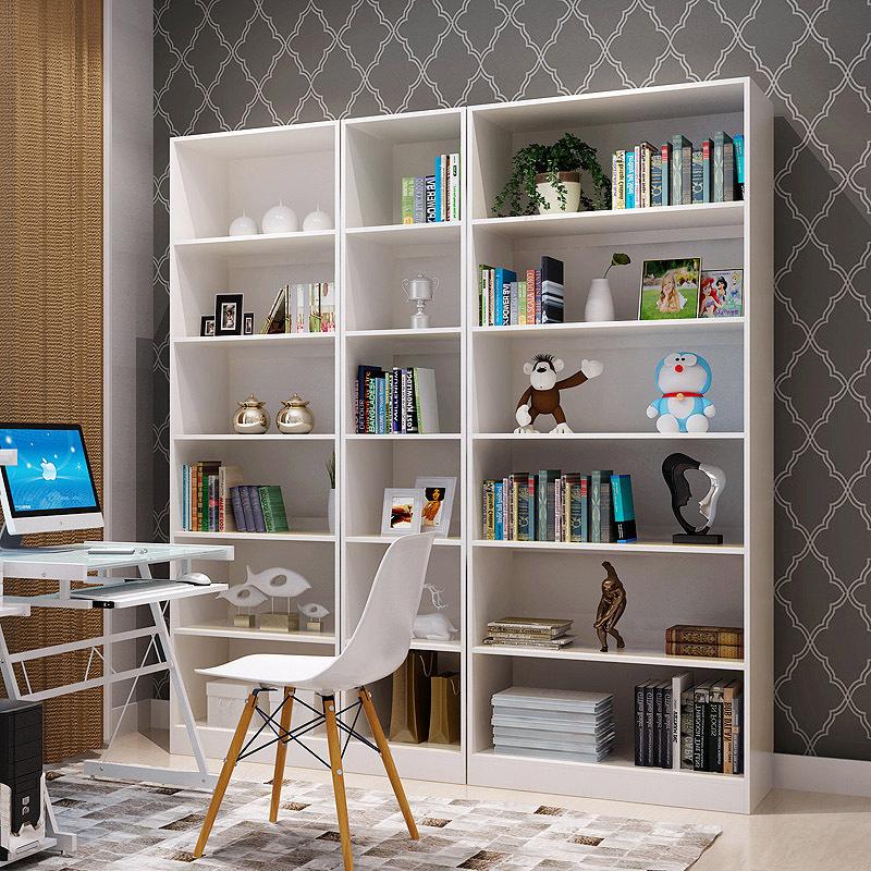 modern minimalist bookcase man patriarch bookcase shelf bookcase simple small storage
